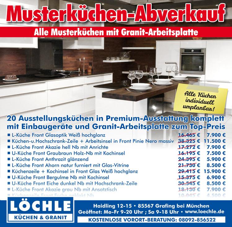 Küchen münchen löchle  LÖCHLE Küchenzentrum - Grafing bei München - Impressum