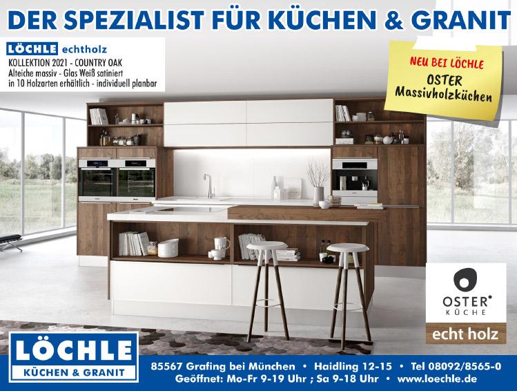 Küchen angebot münchen  LÖCHLE Küchenzentrum - Grafing bei München - Impressum